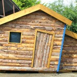 wooden play houses