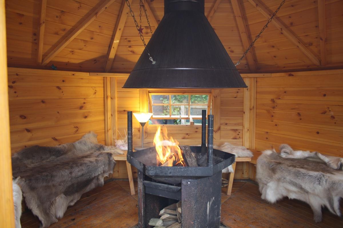 Bbq Huts Wildforest Log Cabins