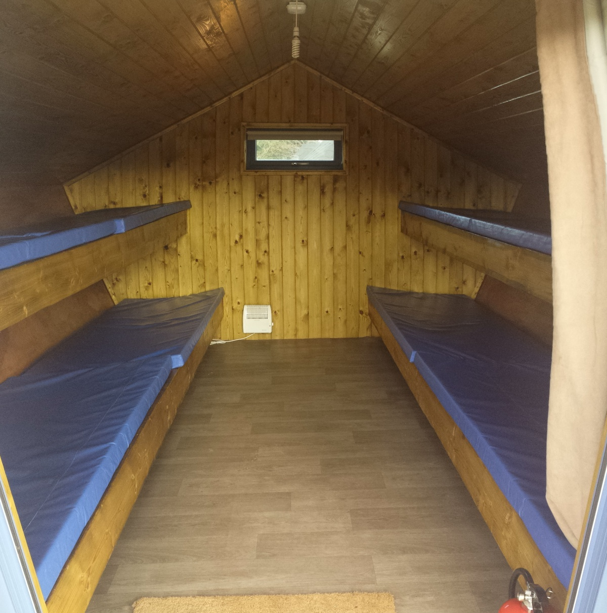 Glamping Pods Wildforest Log Cabins