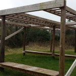 Monkey Bars Obstacle Course