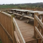 Decking and Picnic Tables