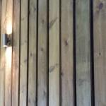 Bespoke Wooden Slat Walls